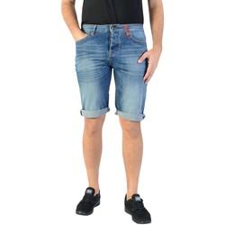 Vêtements Homme Shorts / Bermudas Redskins Wild Starcow Bleu