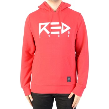 Vêtements Homme Sweats Redskins Sweat A Capuche  Red84 Spinner Rouge