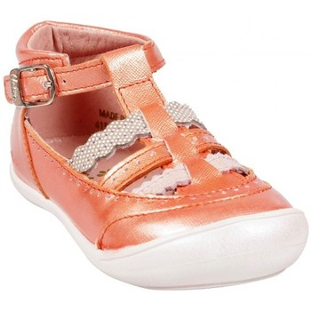 Chaussures Fille Baskets basses Aster Sandales Melodine Orange orange