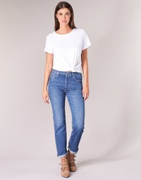 Vêtements Femme Jeans boyfriend Replay ALEXIS Bleu 009