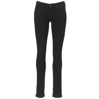 Vêtements Femme Jeans slim Replay LUZ Noir 098