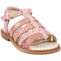 Chaussures Fille Sandales et Nu-pieds Aster Nue Pied Talita Chair Beige