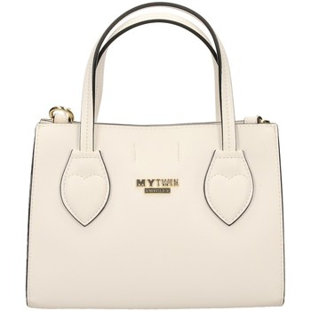 Sacs Besaces My Twin By Twin Set TOTE PICCOLA blanc