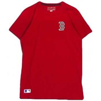 Vêtements Homme T-shirts manches courtes New Era T-Shirt MLB Boston Red Sox  East Coast Graphic rouge ROUGE