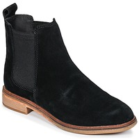 Chaussures Femme Boots Clarks CLARKDALE Black Sde