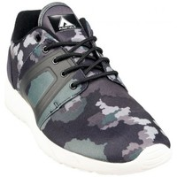 Chaussures Homme Baskets basses Asfvlt ASFVLT Baskets Super Tech Camouflage Multicolor