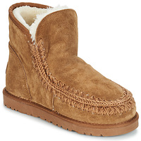 Chaussures Femme Boots Coolway ZOW Camel