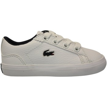 Chaussures Baskets mode Lacoste Lerond 317 1 Blanc