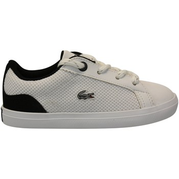 Chaussures Baskets mode Lacoste Lerond 317 2 Blanc