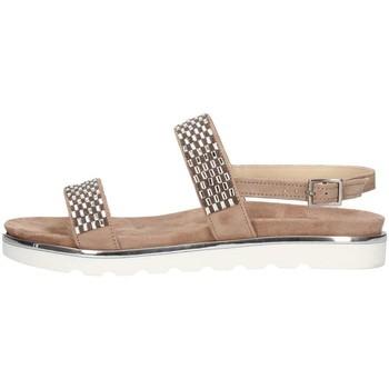 Chaussures Femme Sandales et Nu-pieds I Sandali 809 Sandale Femme tourterelle tourterelle