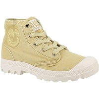 Chaussures Femme Baskets montantes Palladium US PAMPA Jaune
