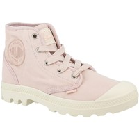 Chaussures Femme Baskets montantes Palladium US PAMPA Rose Pale