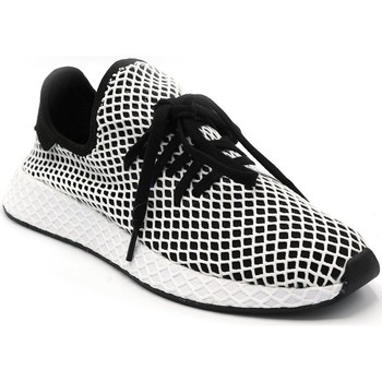 Chaussures Homme Baskets basses adidas Originals BASKET DEERUPT RUNNER BLANC/NOIR