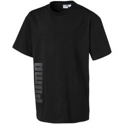 Vêtements Enfant T-shirts manches courtes Puma T-shirt  Evo Graphic Noir K noir