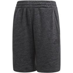 Vêtements Enfant Shorts / Bermudas adidas Originals Short Remix gris