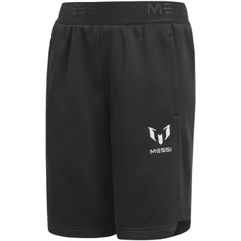 Vêtements Enfant Shorts / Bermudas adidas Originals Short  Messi Knit Noir K noir