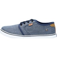 Chaussures Homme Baskets basses Wrangler WM181000 Basket Homme Navy Navy