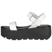 Chaussures Femme Sandales et Nu-pieds Ana Lublin - selma blanc