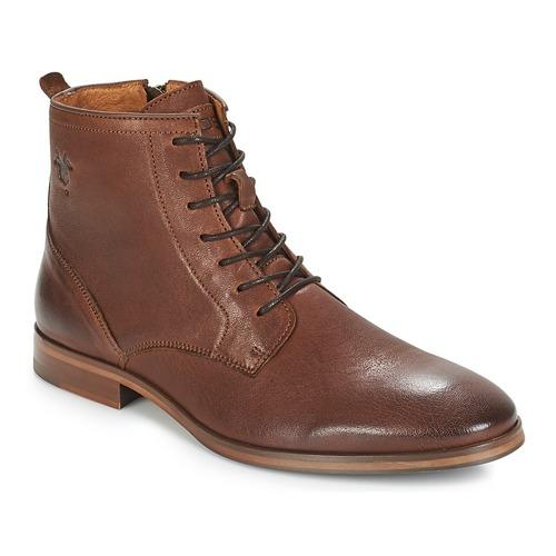 Cognac Chaussures Homme Kost 1 Boots Niche PuTkOXiZ