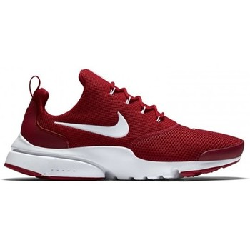 Chaussures Homme Baskets basses Nike PRESTO FLY / ROUGE Rouge