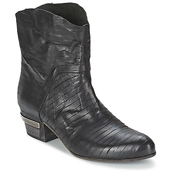 Bottines / Boots Vic GINCO Noir 350x350