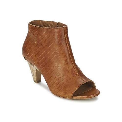 Bottines / Boots Vic GONCO Marron 350x350