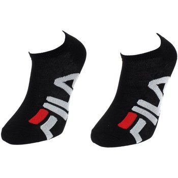Chaussettes Fila urban black invisible x2