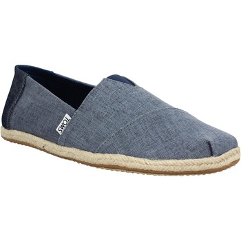 Chaussures Homme Espadrilles Toms Classic toile Homme Ocean Ocean