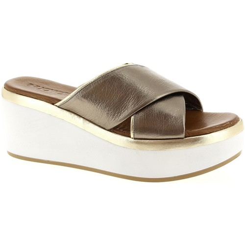 Inuovo 8678 Plomb - Chaussures Sandale Femme
