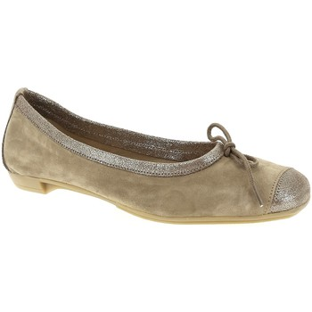 Chaussures Femme Cuissardes Toledano 7064 Taupe