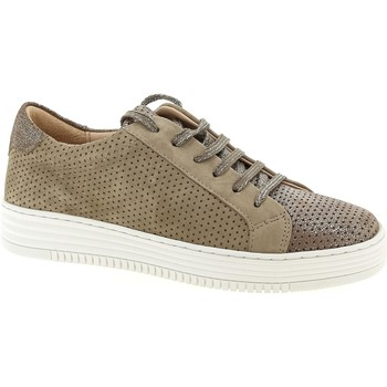 Chaussures Femme Baskets basses Toledano 8151 Taupe