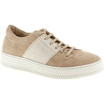 Chaussures Femme Baskets basses Toledano 7622 Taupe