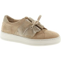 Chaussures Femme Cuissardes Toledano 8252 Taupe