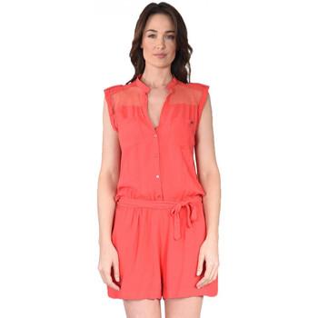 Vêtements Femme Combinaisons / Salopettes Kaporal Combishort Fabbo Cayenne 8