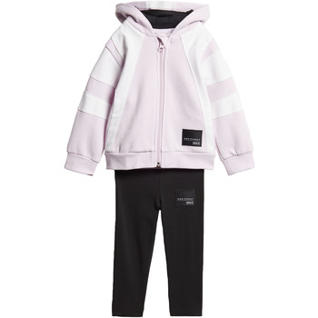 Vêtements Fille Ensembles de survêtement adidas Originals Ensemble EQT Hoodie Blanc