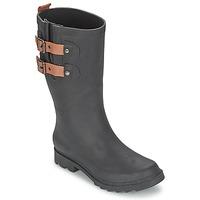 Chaussures Femme Bottes de pluie Be Only VICKY NOIRE Noir