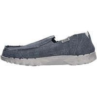 Chaussures Homme Baskets basses Hey Dude FARTY PERFORATED Sneaker Homme Bleu Bleu