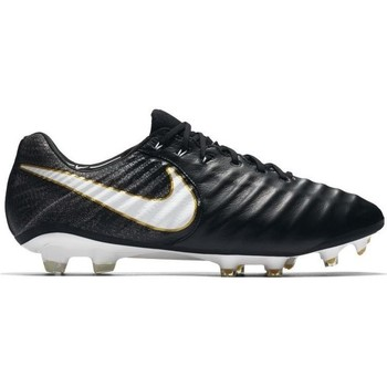 Chaussures Football Nike TIEMPO LEGEND VII FG Noir