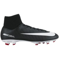 Chaussures Football Nike MERCURIAL VICTORY VI DYNAMIC FIT FG Noir