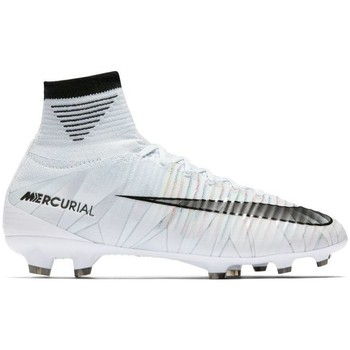 Chaussures Football Nike Junior Mercurial Superfly V CR7 Dynamic blanc