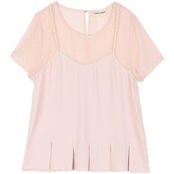 Vêtements Femme Tops / Blouses Cherry Paris Top Lowood Rose