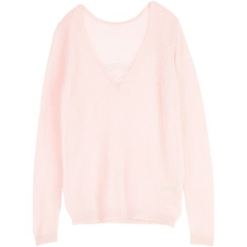 Vêtements Femme Pulls Cherry Paris Pull Sunshine Rose