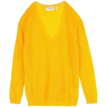 Vêtements Femme Pulls Cherry Paris Pull Lutana Jaune