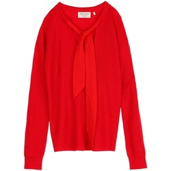 Vêtements Femme Pulls Cherry Paris Pull Galah Rouge
