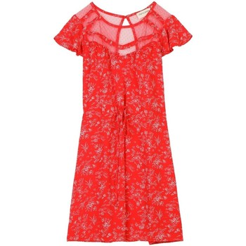 Vêtements Femme Robes courtes Cherry Paris Robe Herval Rouge