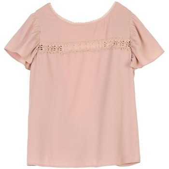 Vêtements Femme Tops / Blouses Cherry Paris Top Farley Rose