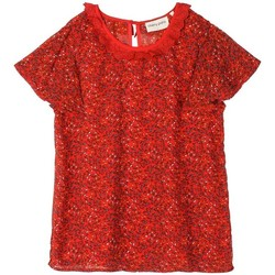 Vêtements Femme Tops / Blouses Cherry Paris Top Yalca Rouge