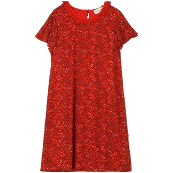 Vêtements Femme Tuniques Cherry Paris Tunique Ames Rouge