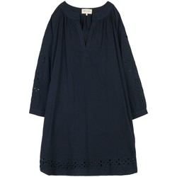 Vêtements Femme Robes courtes Cherry Paris Robe Banyan Bleu marine