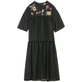 Vêtements Femme Robes courtes Cherry Paris Robe Belrose Noir